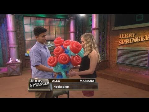 I Want To Be With You....But I Have A Secret First (The Jerry Springer Show)