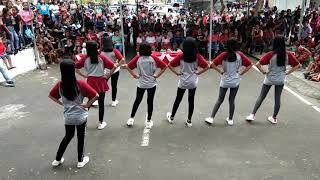Goyang Tobelo kelas 8 SMP Negeri 1 Siau Timur