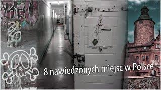 8 nawiedzonych miejsc w Polsce (gośc. Strasznie Ciekawe)