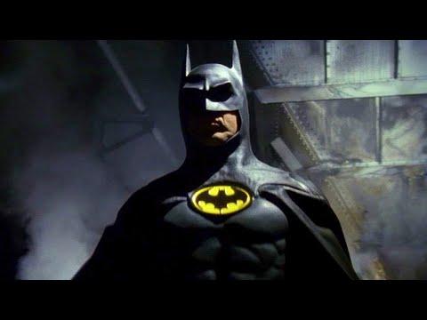 """I'm Batman"" Scene - Batman (1989) Movie CLIP HD"
