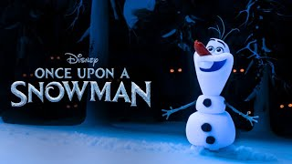 New FROZEN PICS! -Once Upon A SNOWMAN