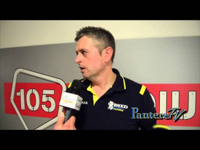 COPPA ITALIA. Speciale Pantere TV (PRIMA PARTE). Igor Gorgonzola VS Imoco Volley Conegliano.