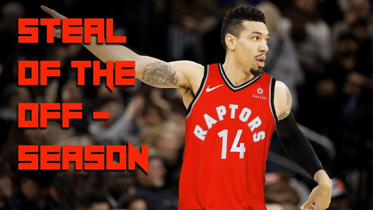 8c5b928d100 Raptors STEAL of the Off-Season - How Danny Green Will FIT with Toronto