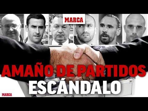 Amaño de partidos: futbolistas detenidos de Primera y Segunda y el presidente del Huesca I MARCA
