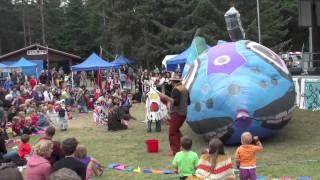 Salmon Dance - Haida Gwaii 2011