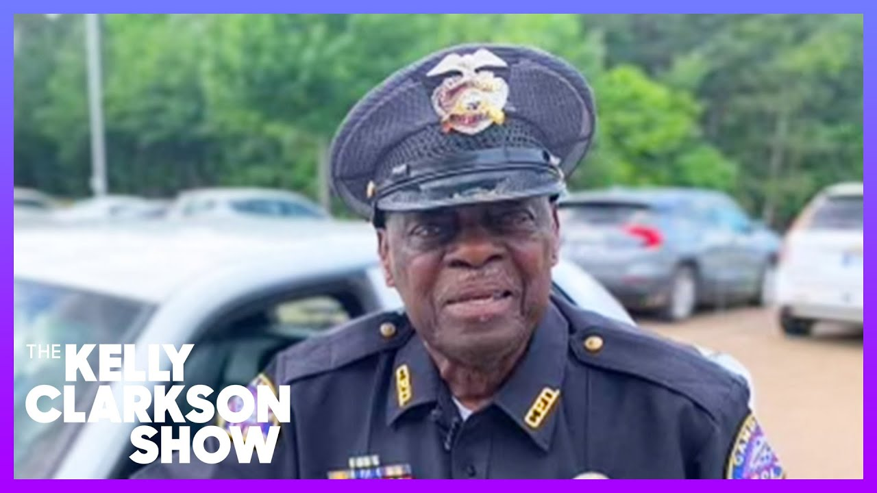 Meet The 91-Year-Old Police Officer Still In Service