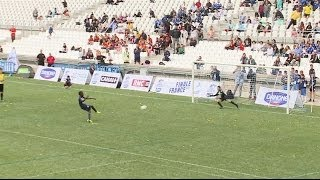 Tirs aux buts qualificatifs - Danone Nations Cup 2014