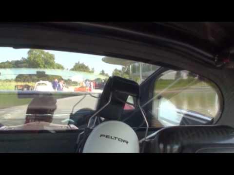 Jaguar XJR-15 at the McLaren Technology Center - YouTube