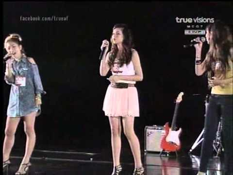 AF8 Final Audition Class Voice Group A