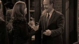 Frasier and Roz-Because You Loved Me