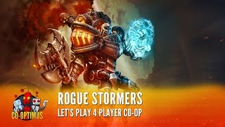 Let's Play - Rogue Stormers 4 Player Co-op