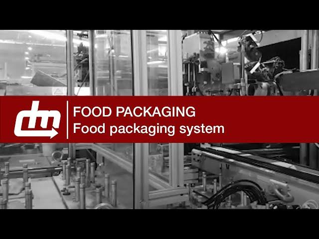 Sistema completo per contenitori alimentari e relativi coperchi.