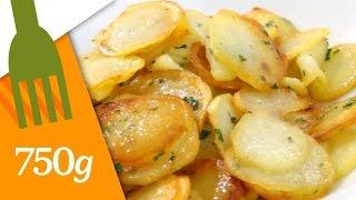Recette de Pommes de terre sautées - 750g