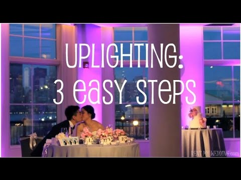 Diy Uplighting In 3 Easy Steps