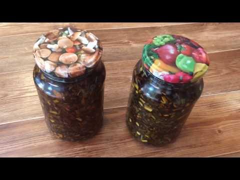 Подготовка коры осины и берёзы #2 - рецепт настойки