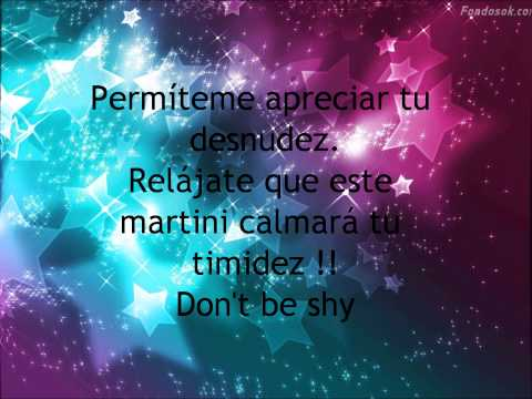 Romeo SantosPropuesta indecente letra ♥