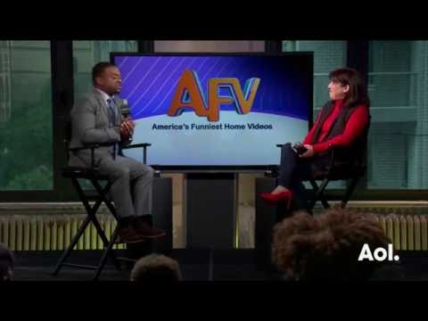 """Alfonso Ribeiro On """"America's Funniest Home Videos"""" 