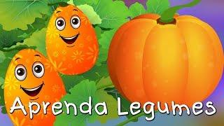 Ovos Surpresa com Brinquedos Aprenda Legumes para Crianças | Ovo Surpresa da ChuChuTV para crianças