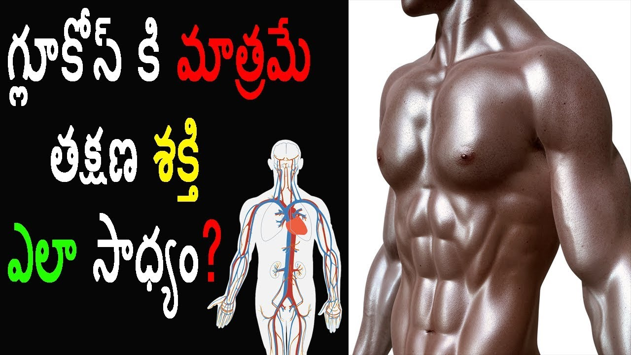 Glucose energy facts/interesting facts/interesting facts in telugu ...