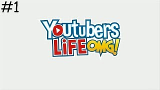 01【SLG「Youtubers Life(音楽編)」】実況プレイ