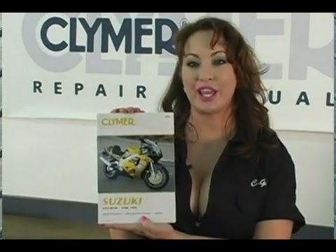 clymer manuals suzuki gsx-r750 gsxr 750 gsxr manual service repair shop gsxr com  video - youtube