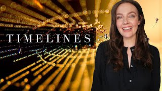 Navigating Timelines,  ET's & The New Earth (Excerpts)   Gigi Young
