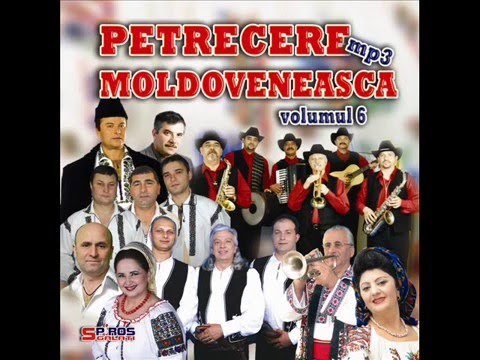 COLAJ -  PETRECERE MOLDOVENEASCA VOL 6 (AUDIO HDSPIROS GALATI)