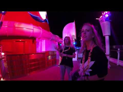 Disney Fantasy/Dream Cruise Full Tour Video 2015