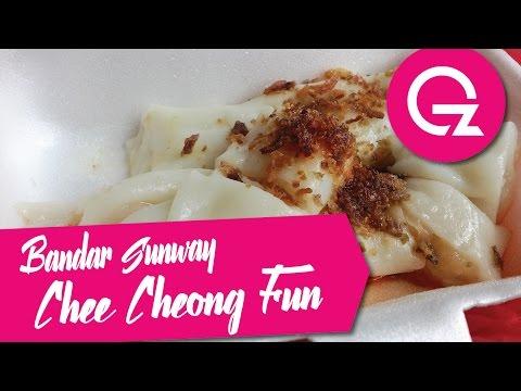 Kuala Lumpur Can Eat : Chee Cheong Fun