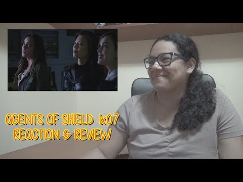 "Marvel's Agents of SHIELD 1x07 REACTION & REVIEW ""The Hub"" S01E07 