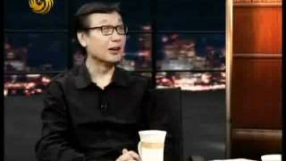 锵锵三人行2011-07-11 A:窦文涛:生病期间多亏有文道挺身而出