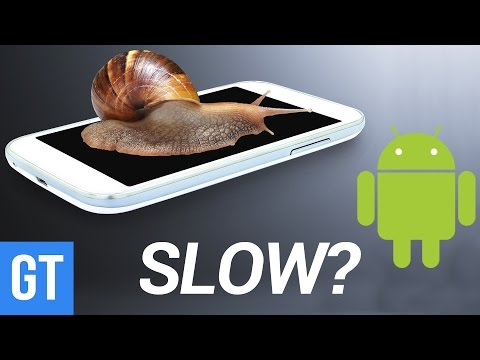 Why Your Android Slows Down (and How to Fix it)