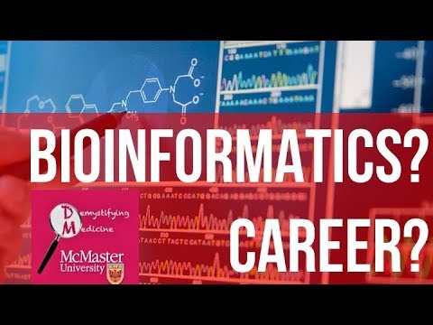 Want A Career In Science? Consider Bioinformatics!