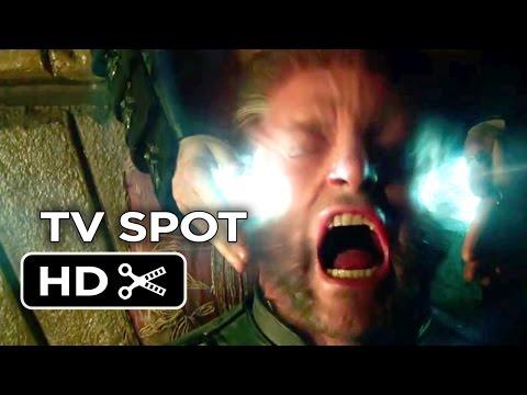 X-Men: Days of Future Past TV SPOT - Blu-ray (2014) - Marvel Superhero Movie HD