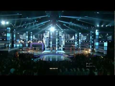 Juan magan, Pitbull y El Cata en Premios  lo Nuestro 2012 - Bailando por ahi (en vivo) HD
