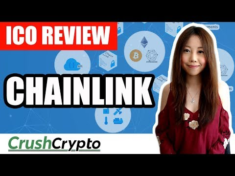 ICO Review: ChainLink (LINK) - Decentralized Oracle Connecting Blockchain With Outside Data