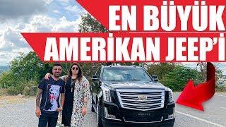 En Büyük Amerikan Jeep'i | Cadillac Escalade