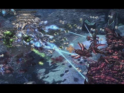 Serral (Z) v Zest (P) on Thunderbird - StarCraft 2 Legacy of the Void 2020