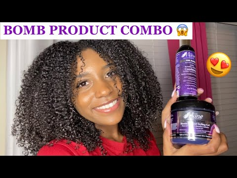 I've Been Sleeping On The Mane Choice!! BOMB PRODUCT COMBO ?