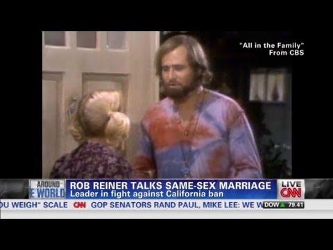 Rob Reiner Talks SameSex Marriage