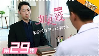 DVD版 |《如果,爱 》第29集:宋乔植改变形象重新振作 Love Won't Wait EP29【芒果TV独播剧场】