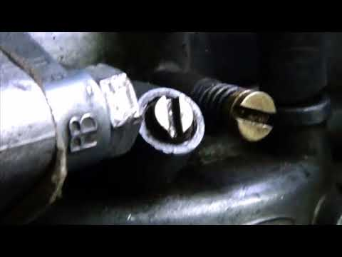 Как отрегулировать карбюратор на хонда дио 27
