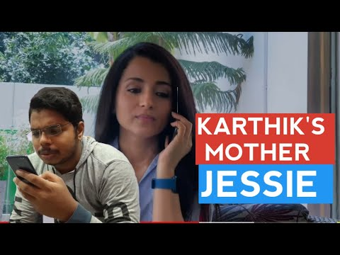 Karthik Dial Seytha Yenn - Short Film Review & Half Roast | Gautham Vasudev Menon |Metro Talkies