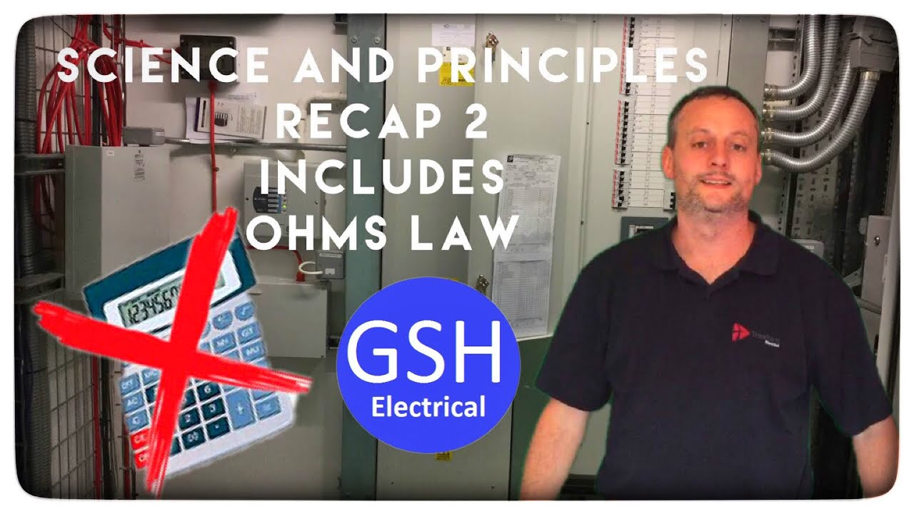 Electrical Science And Principles Recap 2 Includes Ohms Law Series Circuits Parallel