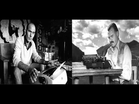 Hunter S. Thompson on Ernest Hemingway