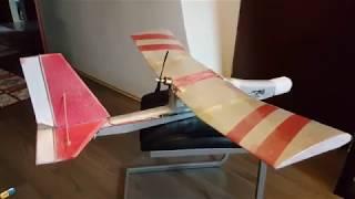 RC uçak yapımı ( Acemi eğitim uçağı)
