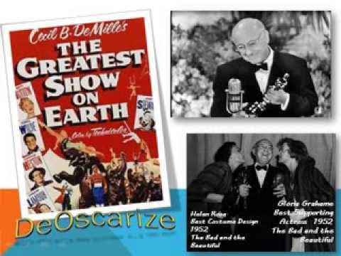 THE GREATEST SHOW ON EARTH, ISN'T!