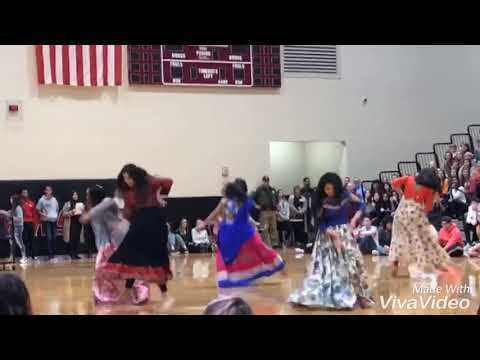Cultural Assembly- Ravenwood High School- Bollywood Performance