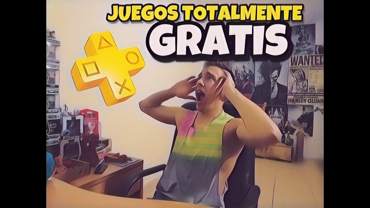 Juegos Gratis Mes De Setiembre Ps Plus Youtube