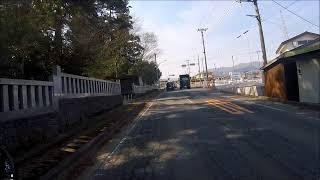 富士の裾野・小山町から山中湖へ